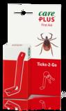 Care Plus Tick remover - Pince à tiques_