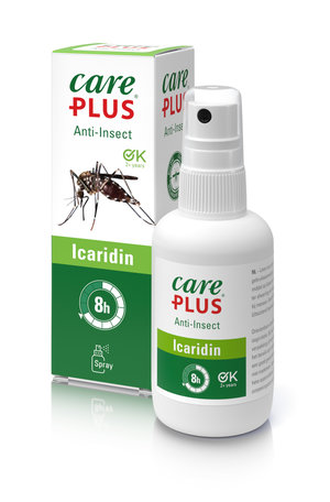 Sensitive Icaridin vaporisatuer 60ml