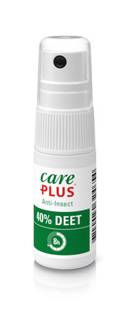 Anti-Insecte vaporisateur Deet 40% 15 ml
