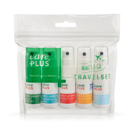 Care Plus set de voyage (5 x 15 ml)
