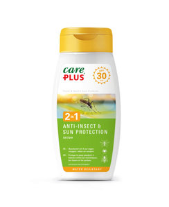 2en1 Anti-Insectes et Solaires Protection Vaporisateur SPF 30