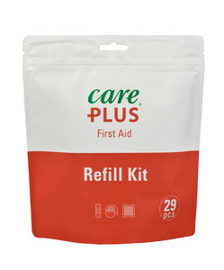 Care Plus First Aid Refill Kit - 29 pièces