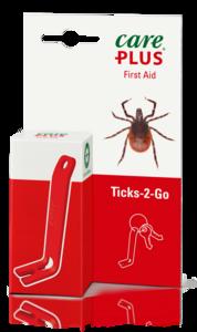 Care Plus Tick remover - Pince à tiques