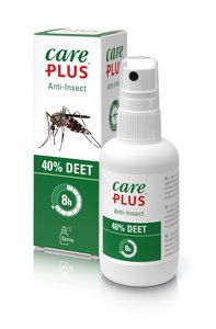 Anti-Insecte vaporisateur Deet 40% 60 ml